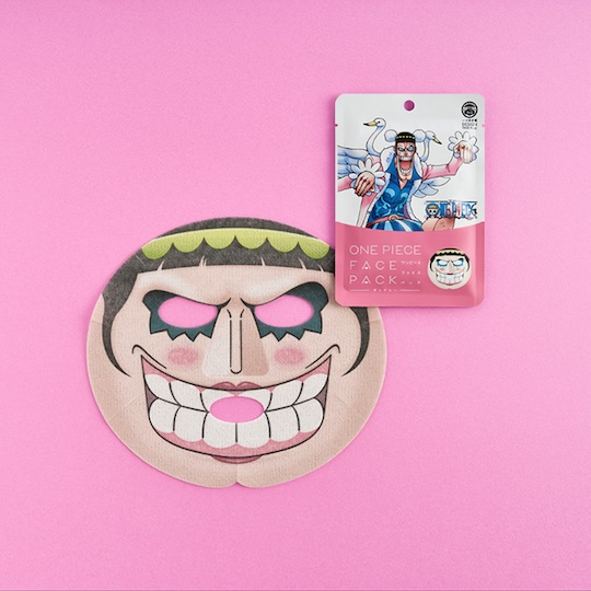 One Piece Face Pack Bon Clay (Set of 3)