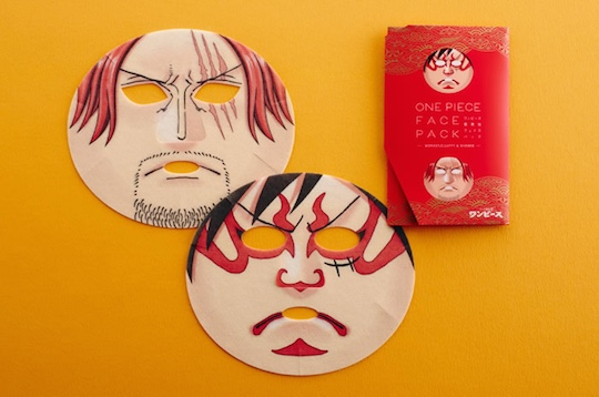 One Piece Kabuki Face Pack