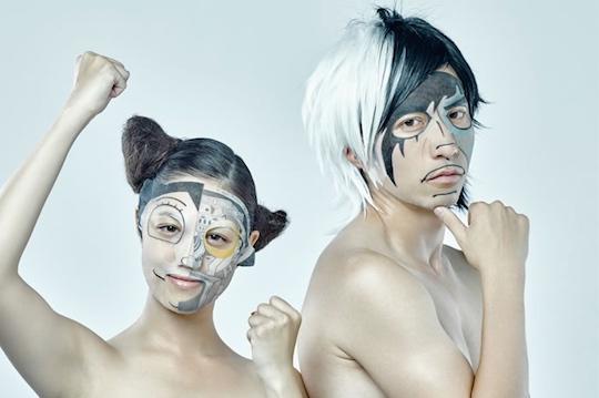 Osamu Tezuka Face Pack