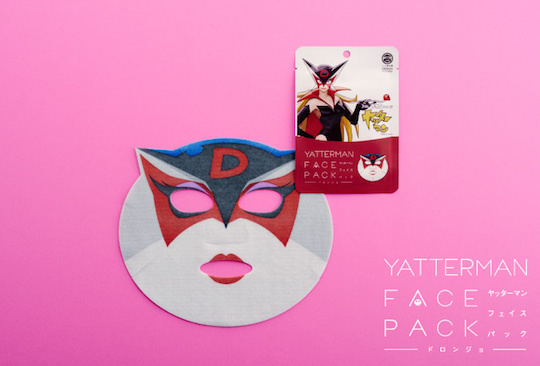 Yatterman Doronjo Face Pack
