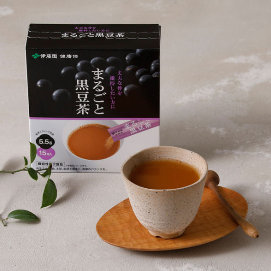 Itoen Black Soybean Tea (15 Sticks)