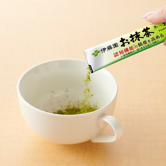 Itoen Oi Ocha Matcha Powder (32 Sticks)