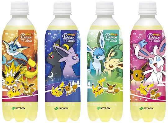 Ito En Pokemon Soda (Pack of 24)