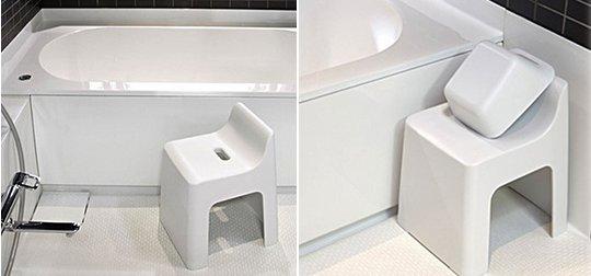 Retto High Chair Bath Stool