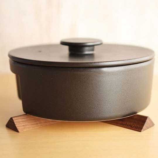 House Wooden Pot Stand