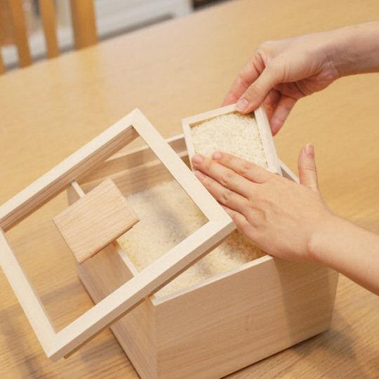 Kome Bitsu Rice Storage Box