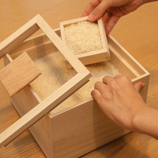 Kome Bitsu Rice Storage Box