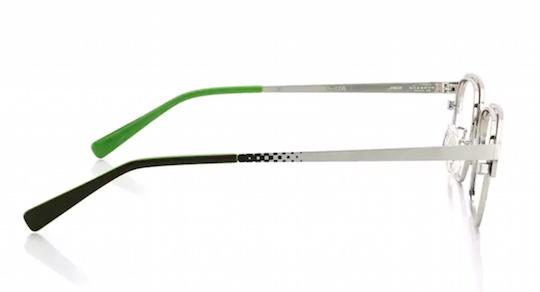 E235 Series JR Yamanote Line Train Glasses by JINS