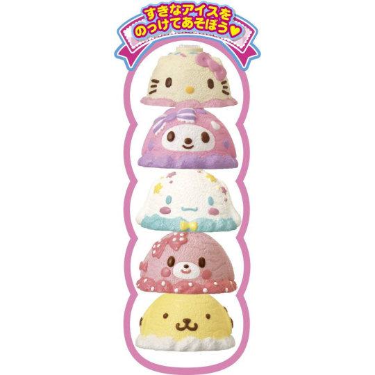 Hello Kitty and Friends Sanrio Ice Cream Shop