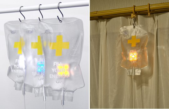 Iv Drip Bag Infusionsbeutel Usb Led Leuchte Japan Trend Shop