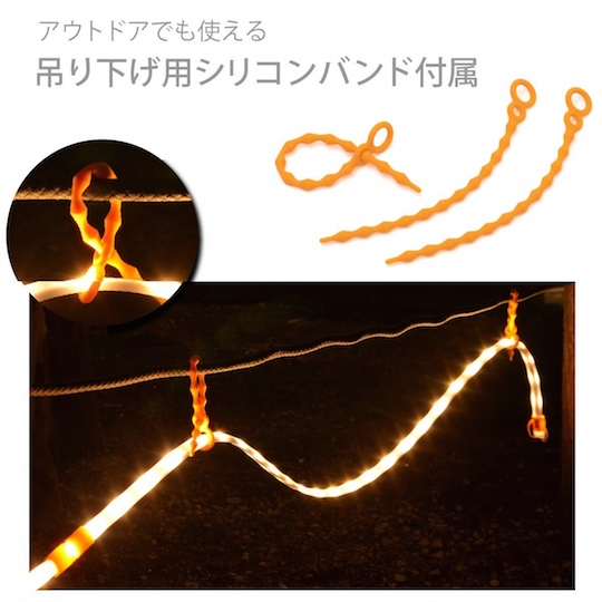 Lumen LED USB Rope Light