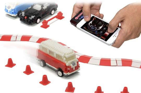 Tsuku Raji RC Toy for iPad iPhone