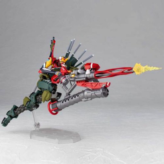 Evangelion Evolution EV-021 New EVA-02 Alpha