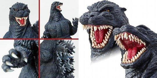 Godzilla vs. Biollante Kaiju Model