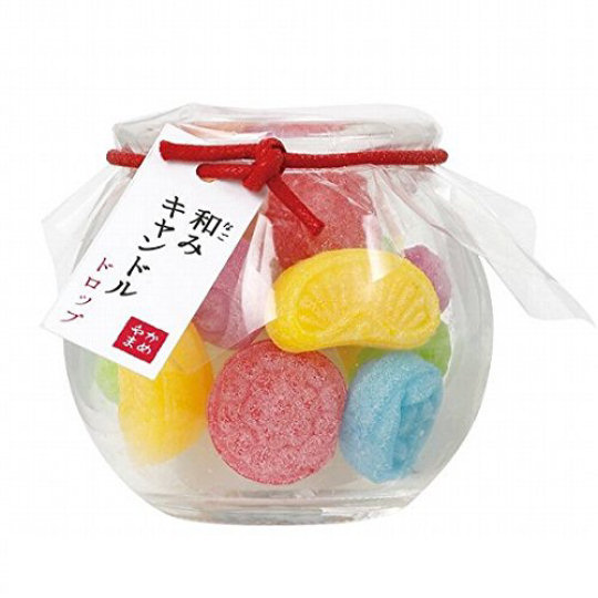 Kameyama Nagomi Candy Scented Candles