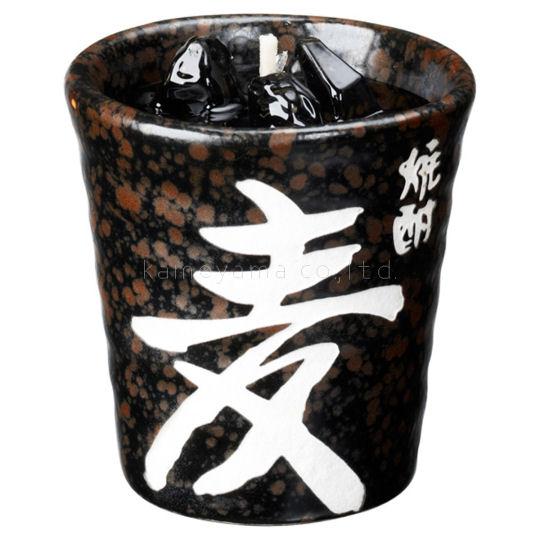 Kameyama Barley Shochu on the Rocks Candle