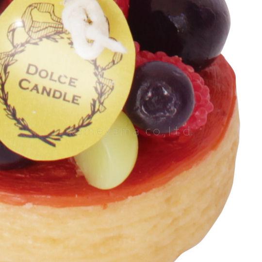 Kameyama Dolce Candle Fruit Tart