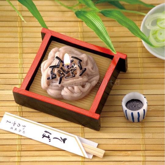 Kameyama Soba Noodles Candle