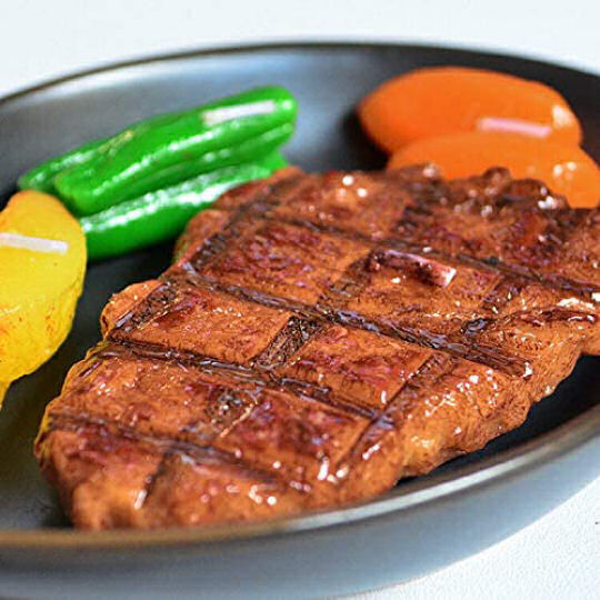 Kameyama Steak Candle