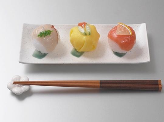 Kameyama Temari Sushi Candles