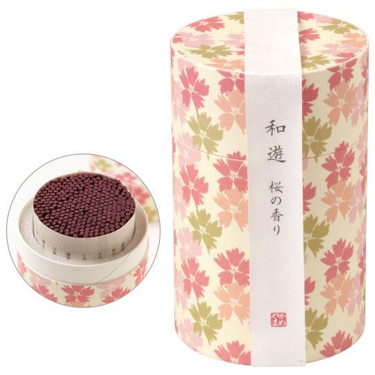 Kameyama Wayu Cherry Blossom Incense