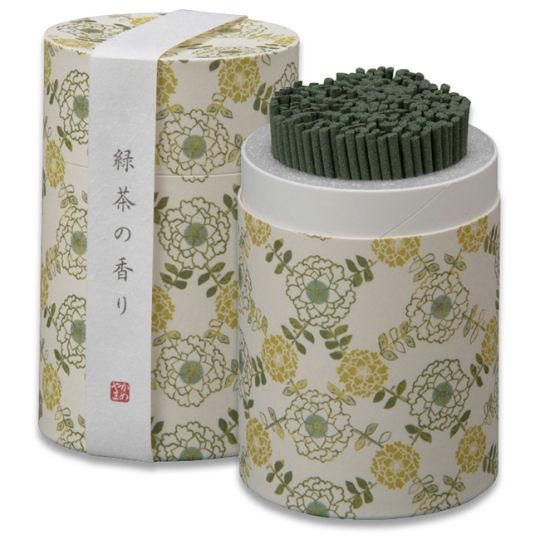Kameyama Wayu Green Tea Incense