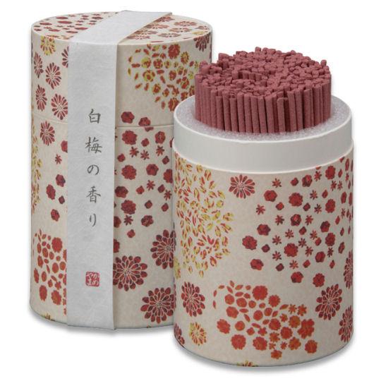 Kameyama Wayu White Plum Incense