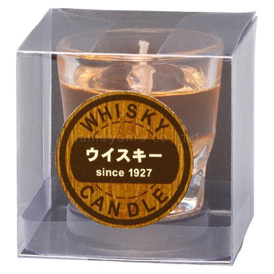 Kameyama Whisky on the Rocks Candle