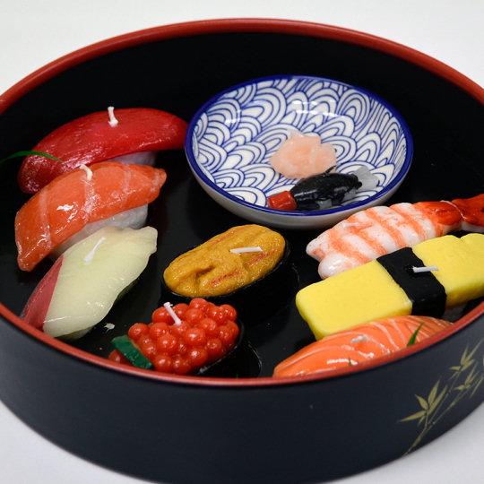 Sushi Candles (Set of 8 Types)