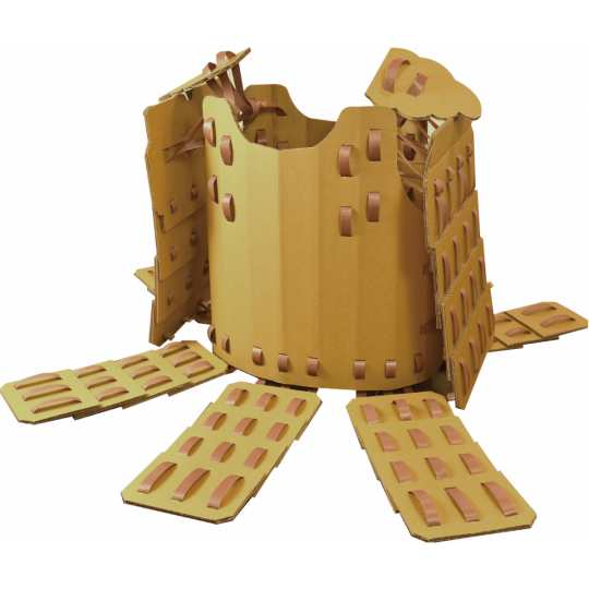 Kamiyoroi Cardboard Samurai Armor
