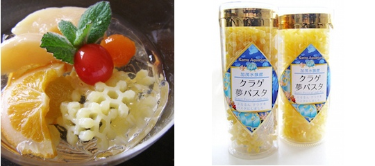 Kurage Jellyfish Dream Pasta