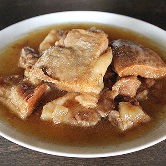 Canned Sangenton Pork in Soy Sauce