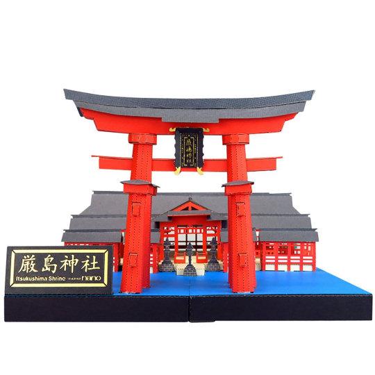 Nano Premium Itsukushima Miyajima Shrine Deluxe Model