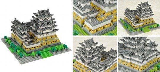 Nanoblock Burg Himeji