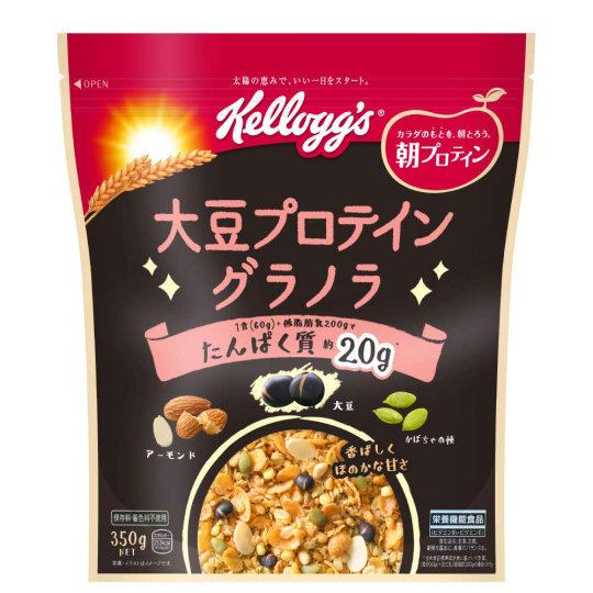 Kellogg's Soybean Protein Granola