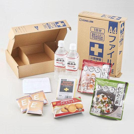 King Jim Basic Emergency Home Kit