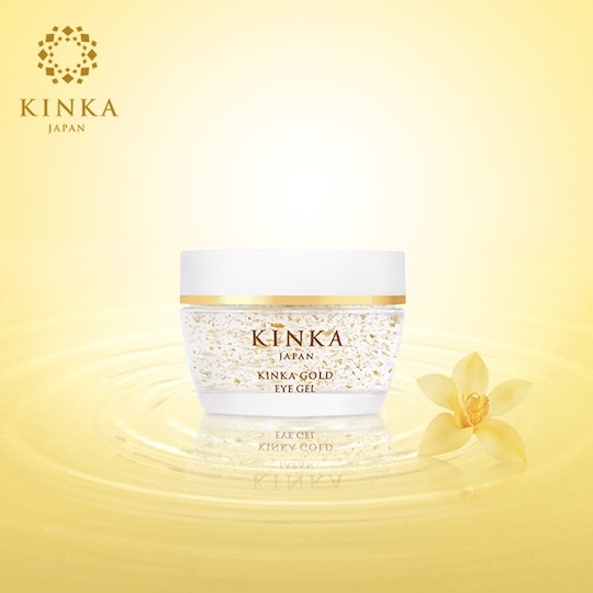 Kinka Gold Eye Gel