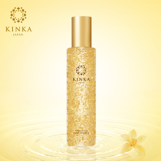 Kinka Gold Nano Lotion N