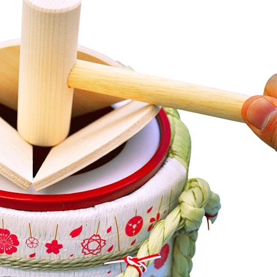 Mini Kagami-biraki Komodaru Sake Cask