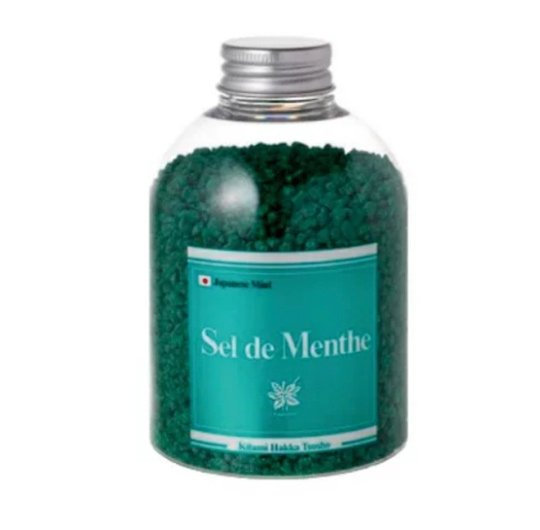 Sel de Menthe Japanese Mint Bath Salts