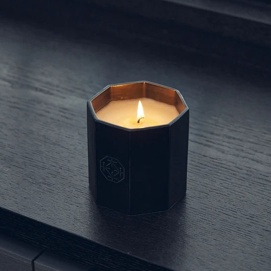 Hinoki Scented Candle
