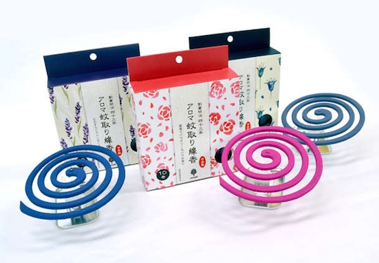 Japanese Aroma Mosquito Coil Set