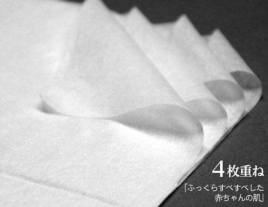 Kleenex Supreme Kiwami Japanese Crafts Tissues (4 Pack)