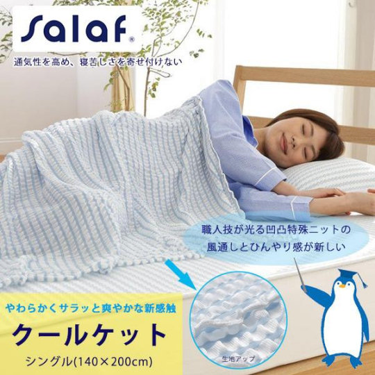 Comfort Sleep Cooling Blanket