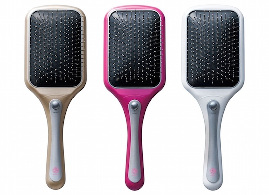 Bijouna Sonic Vibration Magnetic Hairbrush
