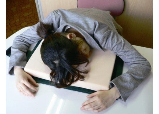Workaholic Buch-Kissen