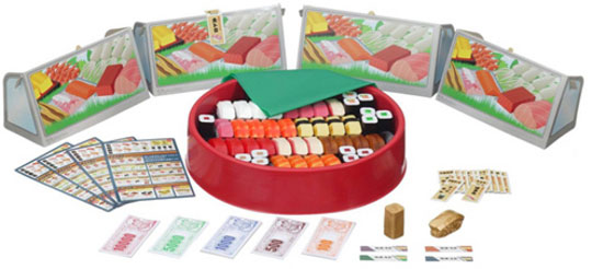 Tokujo Sushi Jan Game
