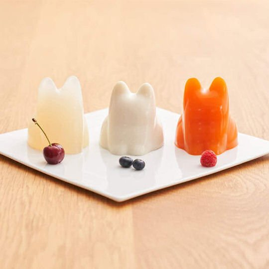 Koneko Cup Cat Kitchen Mold