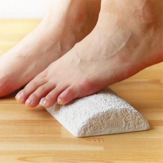 Tsuchi Fumi Foot Massage Block