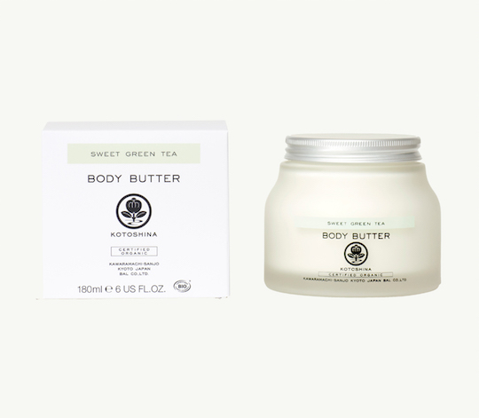Kotoshina Body Butter Sweet Green Tea Aroma